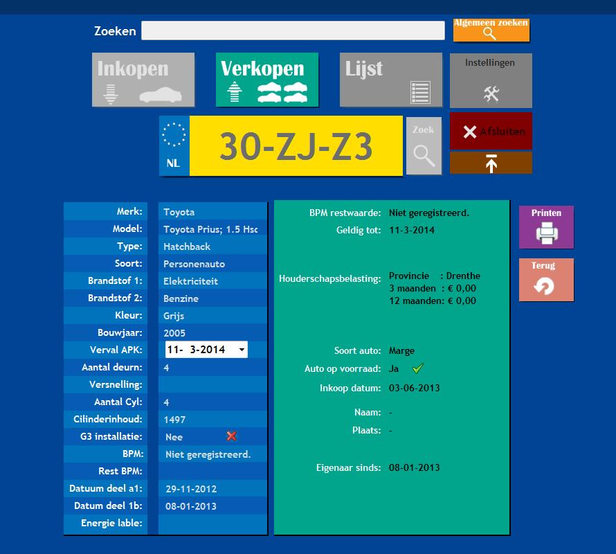 CarID - Hoogeveen-Win- Solutions IT Drenthe