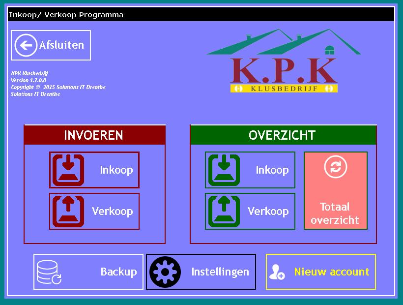 KPK Klusbedrijf Coevorden-Win-Solutions IT Drenthe